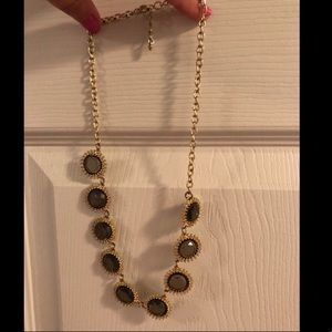 Francesca's Collections Gold Necklace